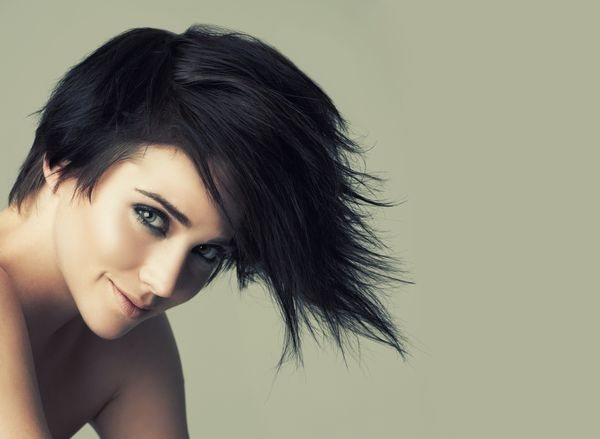 Модное окрашивание коротких волос 2020. Тенденции стрижек, фото, техники