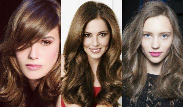 Модное окрашивание волос в 2020 году фото
