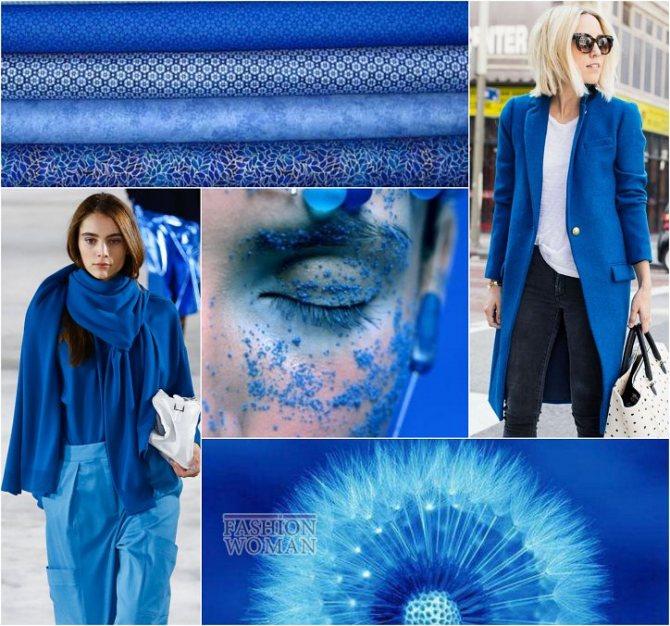 Модные цвета осень-зима 2018-2019 фото №10
