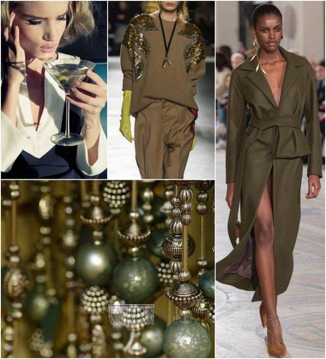 Модные цвета осень-зима 2018-2019 фото №16