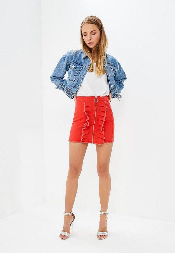 Модные джинсовые юбки 2020-2021 – свежие новинки и тренды сезона