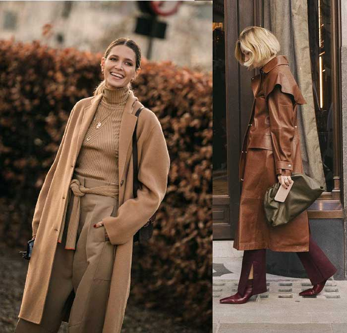 Модные образы весна 2019-2020
