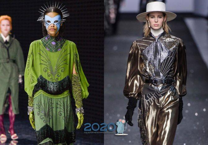 Модные перчатки на 2020 год