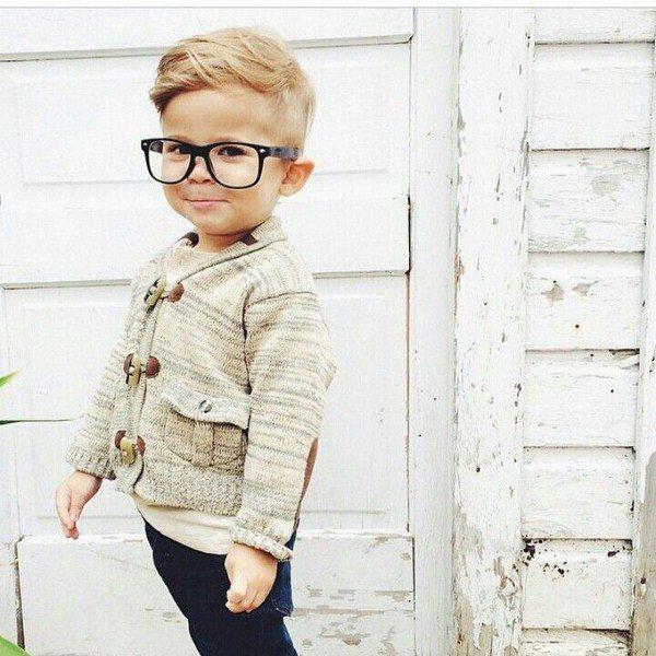 Модные стрижки для мальчиков 2020-2021: фото