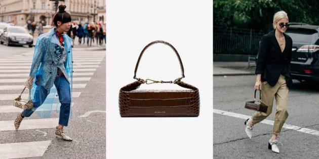Модные сумки 2020 года: Модель Olivia, Rejina Pyo