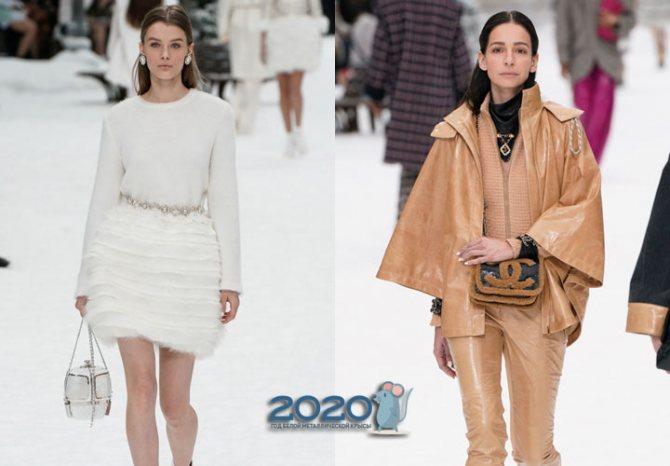 Модные сумки и аксессуары осень-зима 2019-2020
