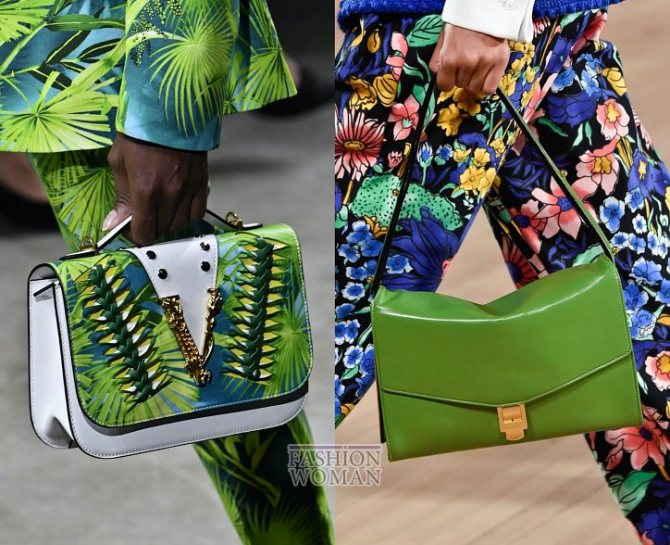 Модные сумки весна-лето 2020 фото №10