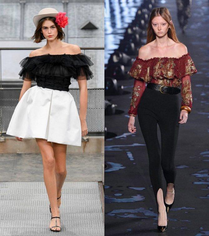 Модные женские блузки весна-лето 2020: основные тренды фото №20