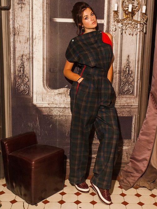 Модные женские комбинезоны: фото идеи, новинки, фасоны