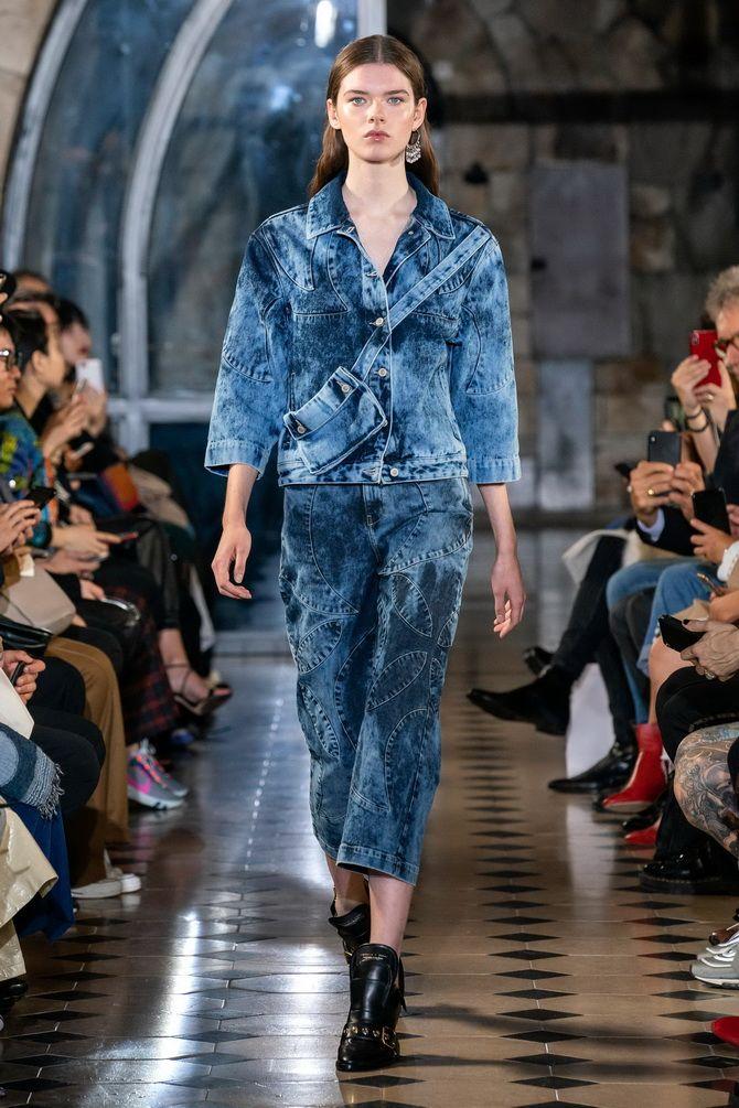 модный лук 2020