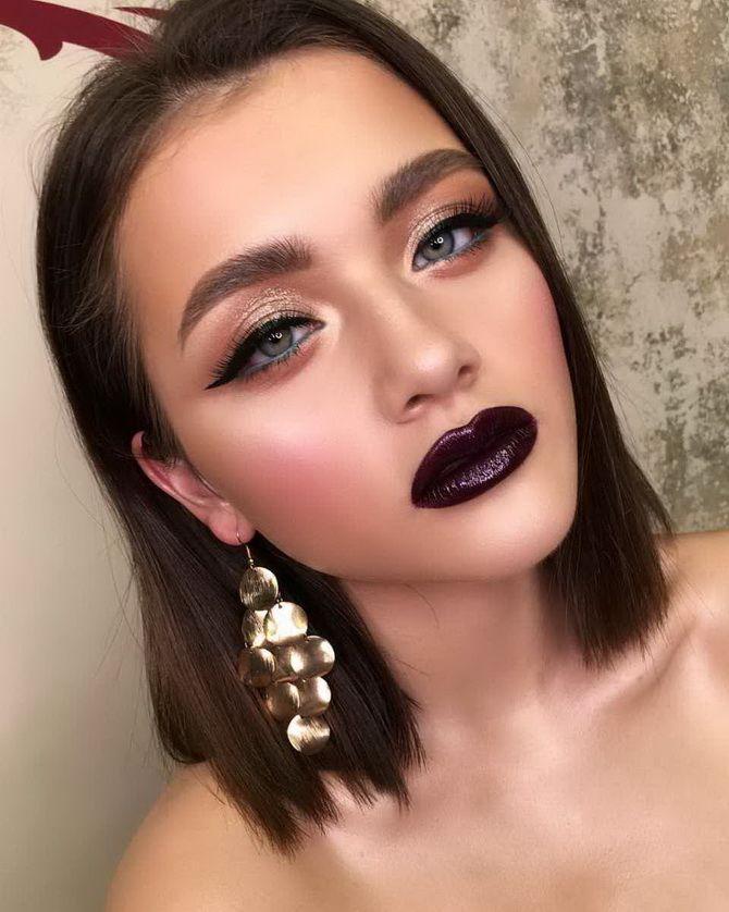 модный макияж 2019 2020