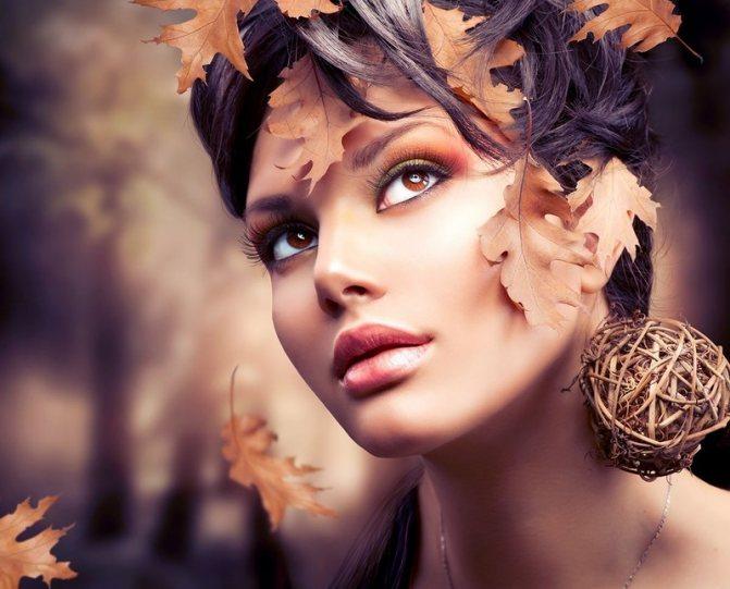 Модный осенний макияж 2019-2020 - фото, тенденции, идеи макияжа на осень