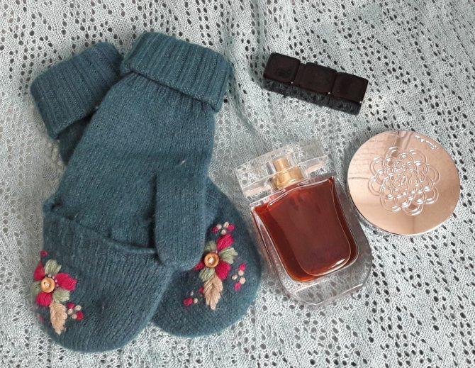 Мои любимые зимние ароматы
