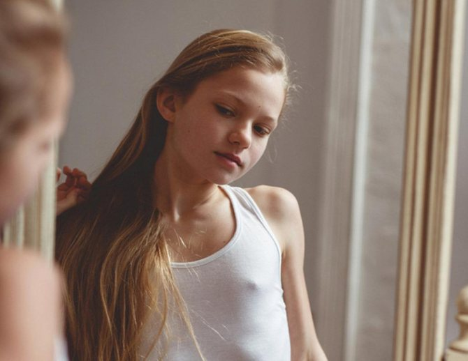 Молочная железа в подростковом возраcте: что нужно знать родителям ...