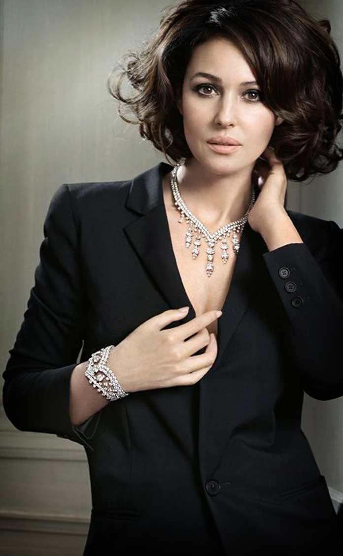 Monica Bellucci for Cartier / Моника Беллуччи