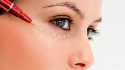 morschiny pod glazami makiyazh 1 11155002 400x225 - Как замаскировать морщины на лице