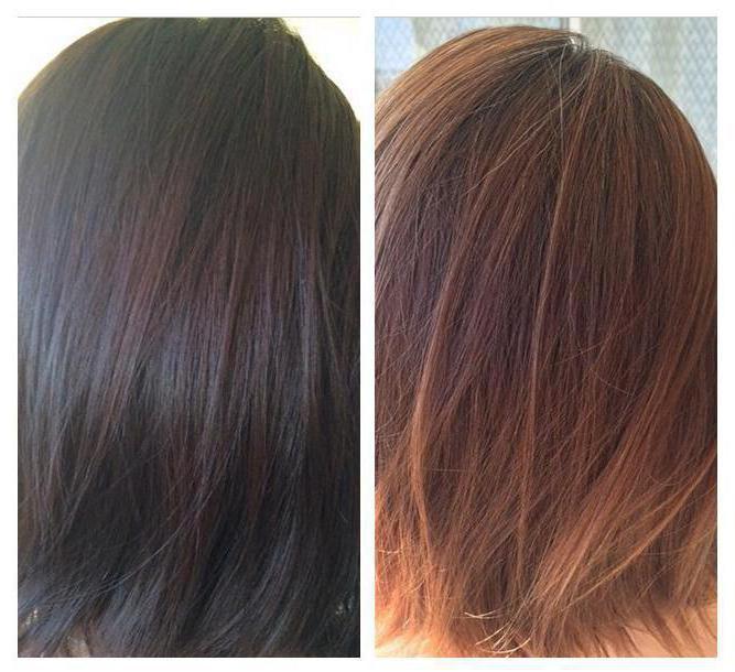 можно ли красить хной окрашенные краской волосы