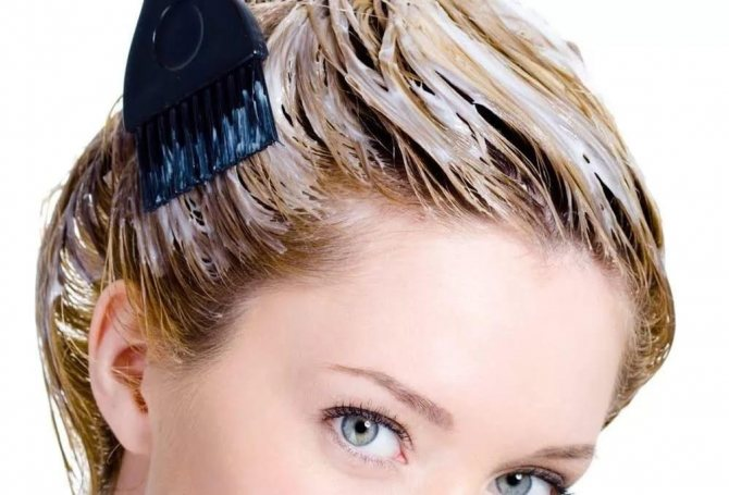 можно ли красить волосы при гв