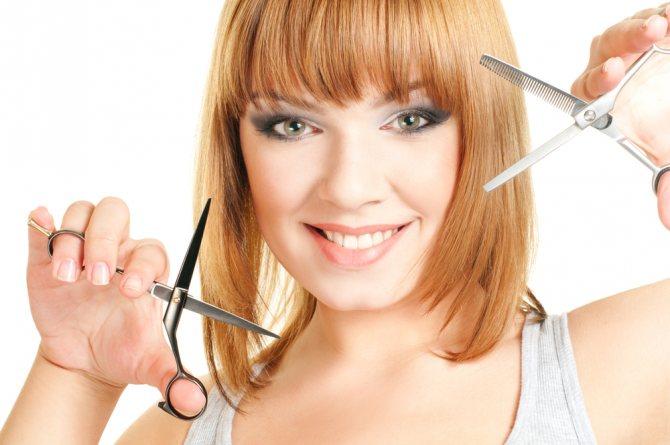 можно ли стричь волосы самому себе