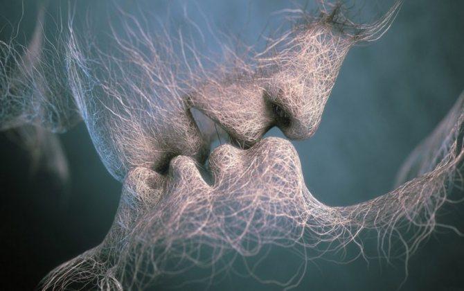 Мужчина не любит целоваться