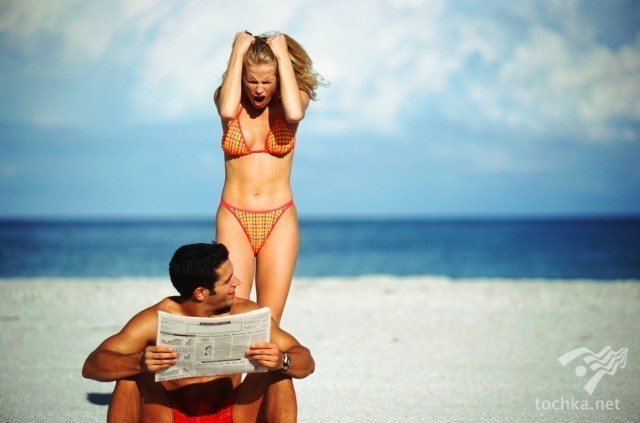 Мужчины и женщины: совместный отдых невозможен?