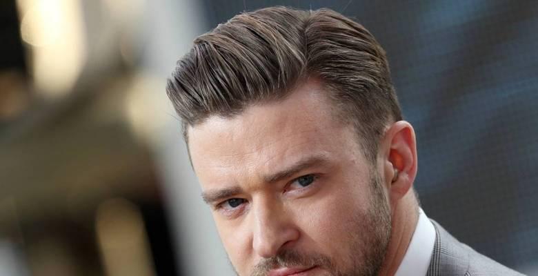 Мужские прически для жестких и мягких волос