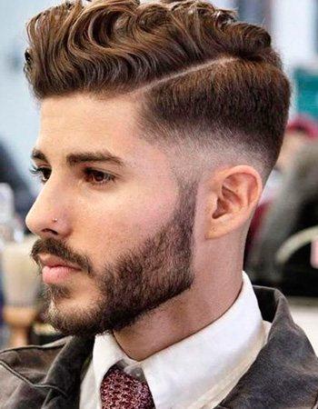 Мужские стрижки и прически новинки для мужчин 2020 фото