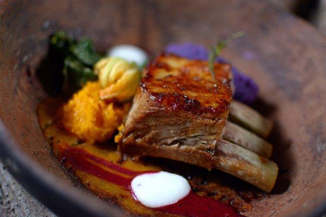 Мясо в соусе на основе сметаны: лучшие рецепты