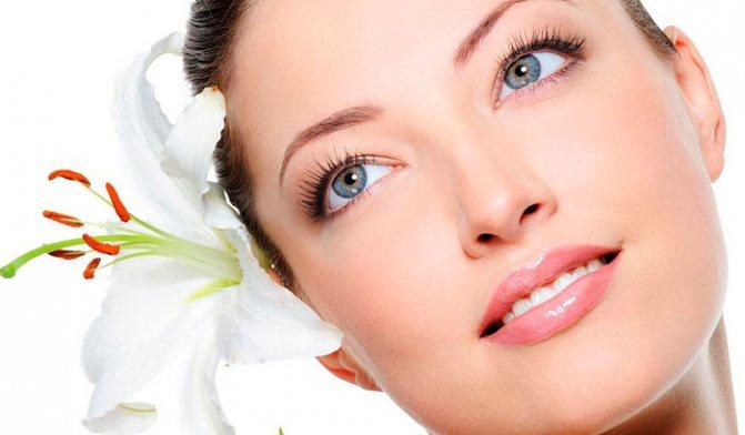 Мыло для лица выполняет сразу несколько полезных функций
