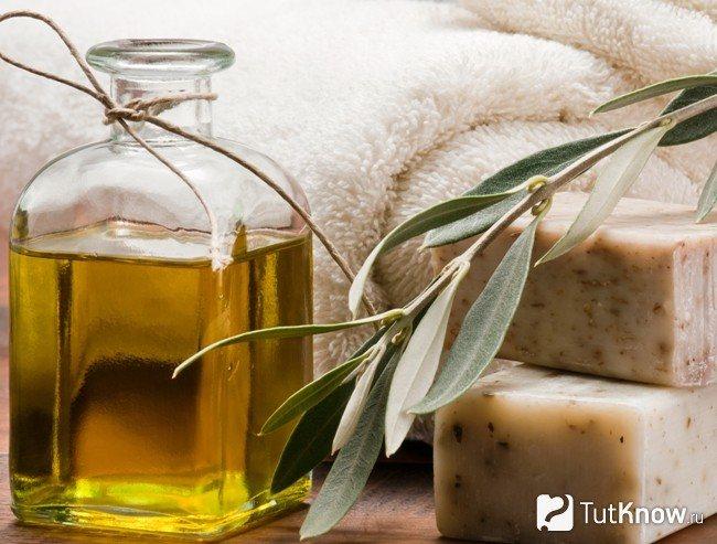 Мыло и масло для дезодоранта