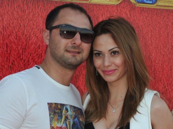 На фото: Демис и Пелагея