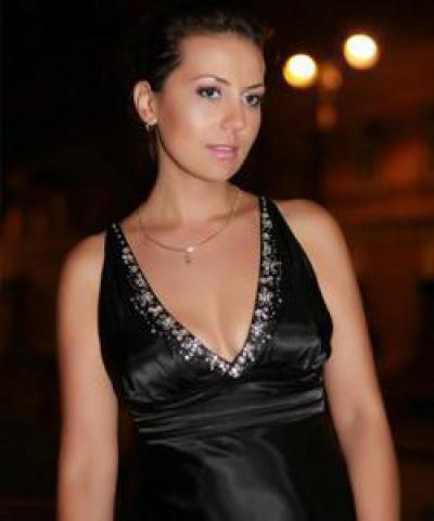 На фото: Кристина Смирнова