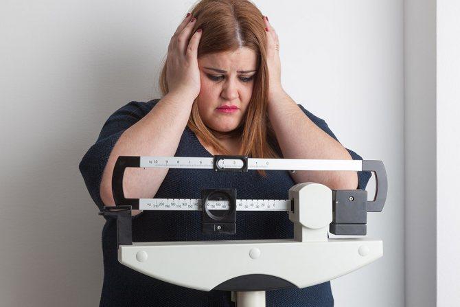 набор веса перед месячными отзывы