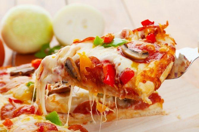 начинка для гавайской пиццы