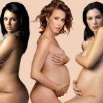 Нагие и беременные: звезды на обложках глянцевых журналов — от Бритни Спирс до Ксении Собчак