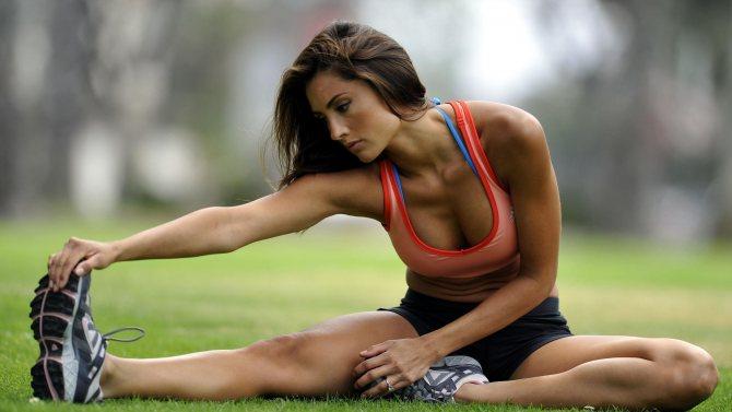 накачать боковые мышцы пресса в домашних условиях