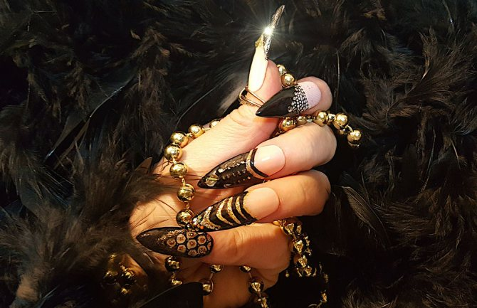 Наращивание или накладные ногти? Достоинства и недостатки, фото № 3
