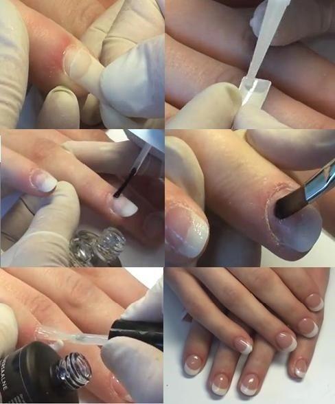 Наращивание ногтей гелем на формах. Пошаговая инструкция с фото, видео для начинающих. Новинки дизайна 2020