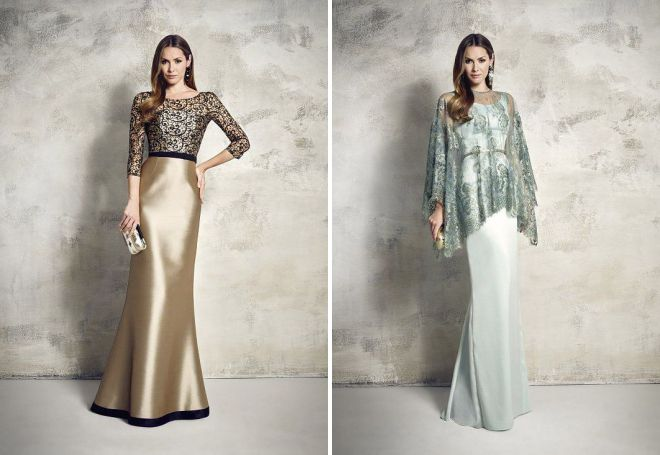 нарядные кружевные платья