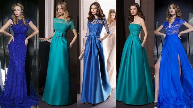 Нарядные платья для женщин. 190 фотографий красивых нарядов.