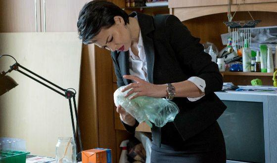 Настасья Самбурская в шоу «Генеральная уборка»