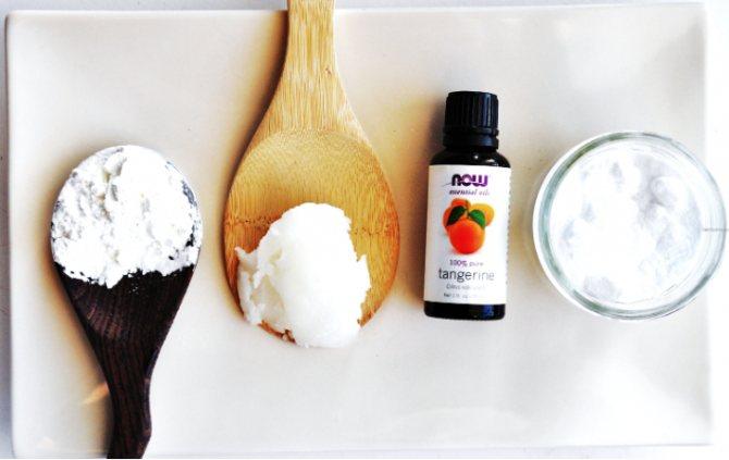 натуральные компоненты для замены дезодоранта