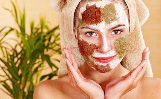 Натуральные маски для молодости кожи