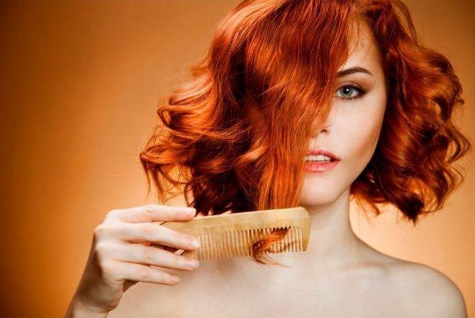Не вымытые перед укладкой волосы