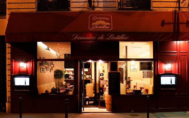 Недорогой ресторан Domaine de Lintillac