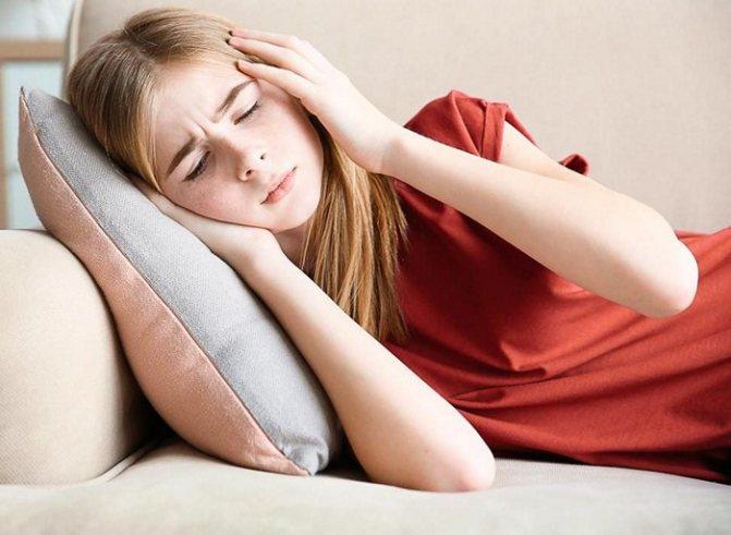 Нерегулярные месячные у подростка - лечение менструального цикла у девочек