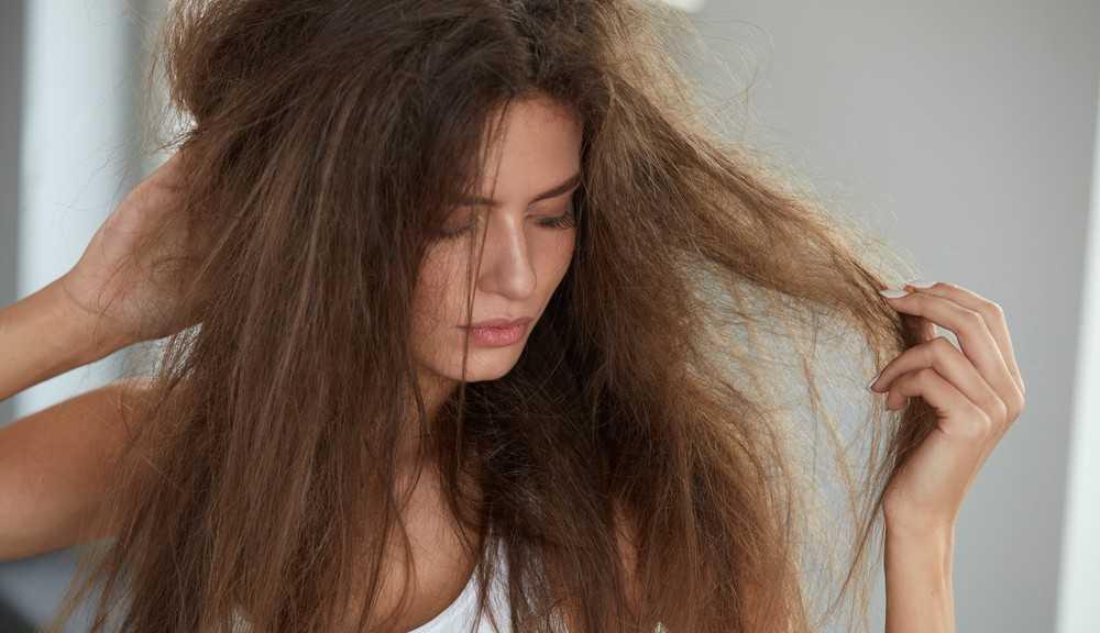 Несмываемые средство для ухода за волосами