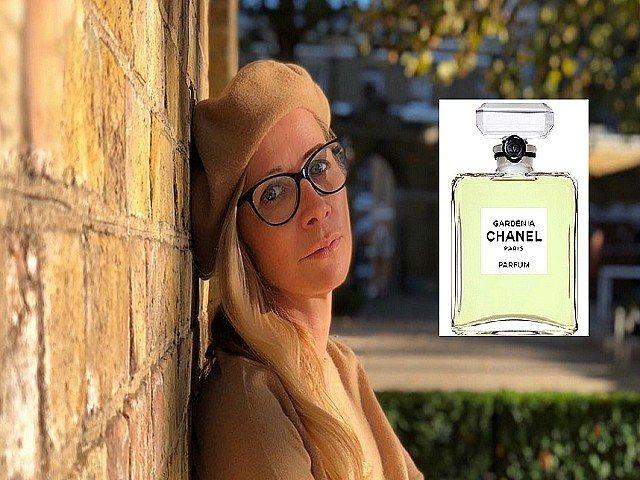 Ника Белоцерковская - Gardenia от Chanel