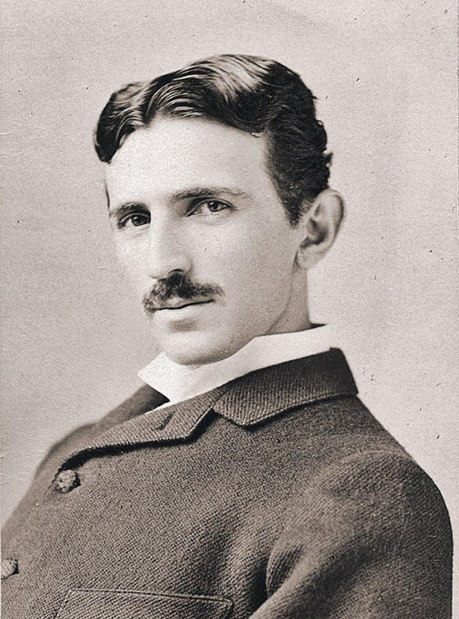 Никола Тесла. Фото: wikipedia.org