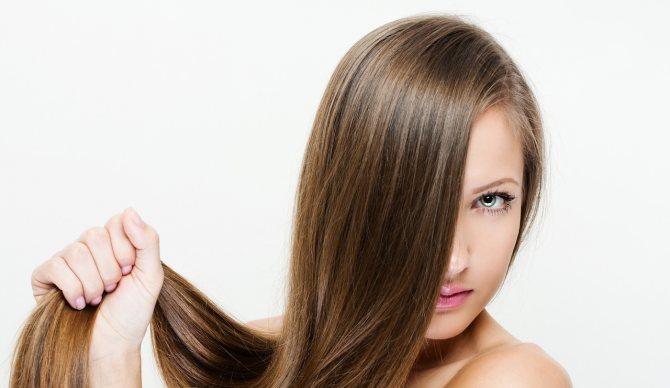 Никотиновая кислота – залог здоровья и красоты волос
